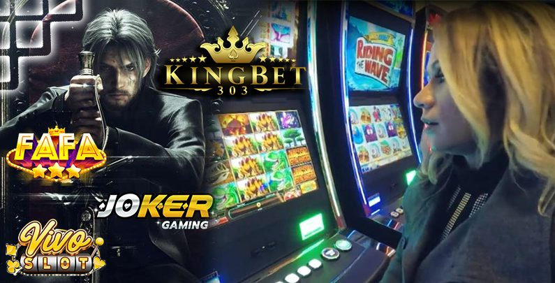 Joker Slot Gaming