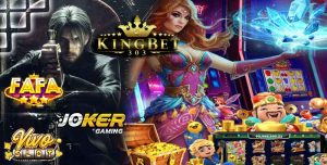 Agen Game Joker123
